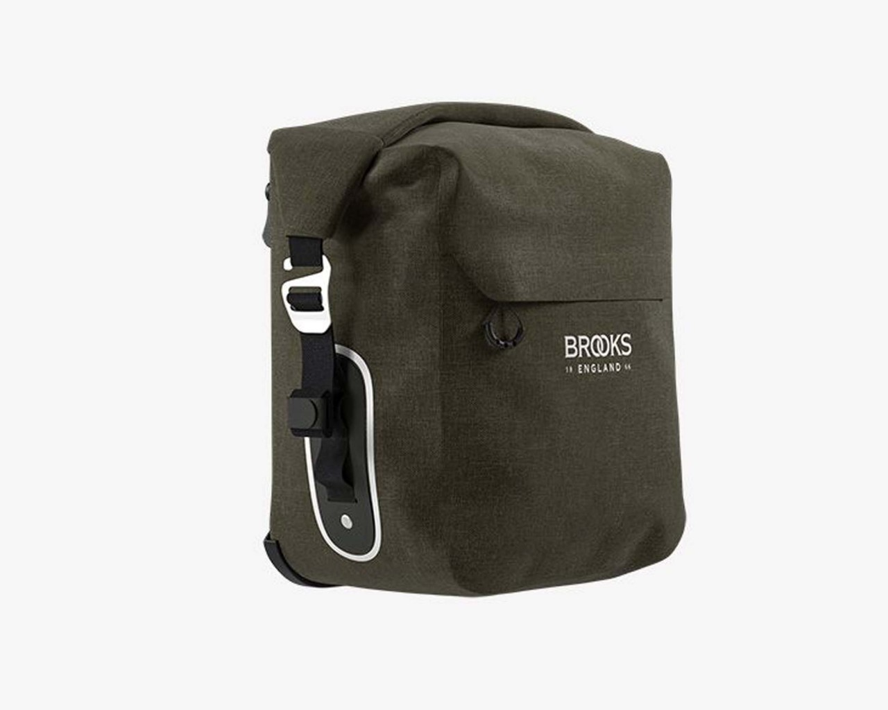 Brooks Scape Small Pannier - Carrier bag | mud green