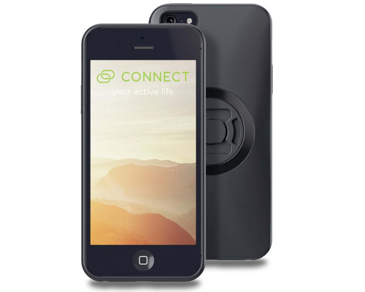 SP Connect iPhone SE/8/7/6s/6 Case   black