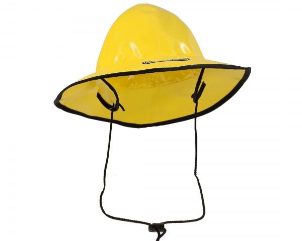 Ortlieb rain hat | yellow