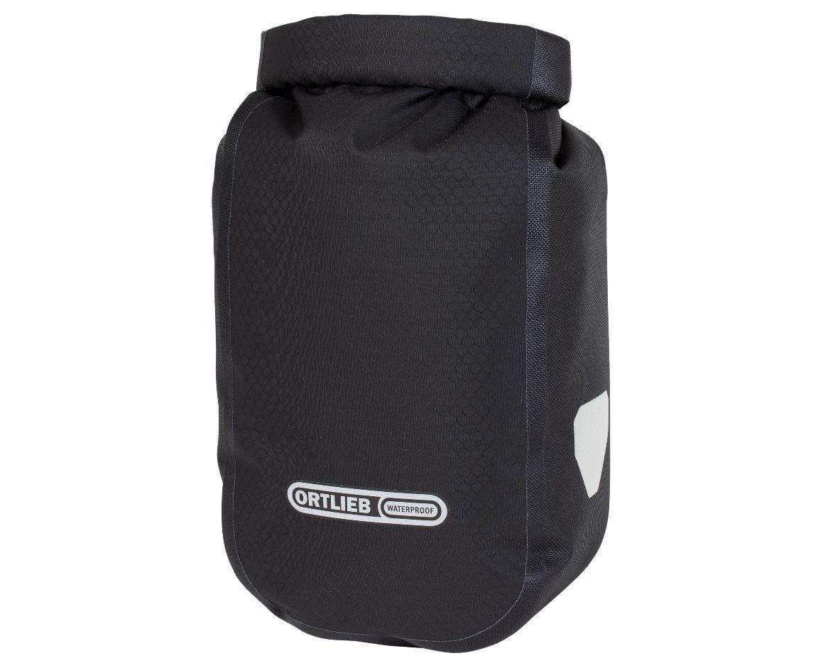 Ortlieb Fork-Pack 4.1 Liter wasserdichte Gabeltasche (Einzeltasche) | black matt