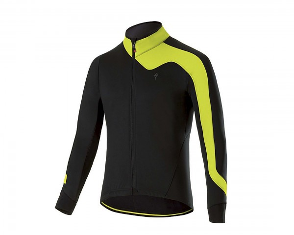 Specialized Element RBX Comp Jacke | black-neon yellow