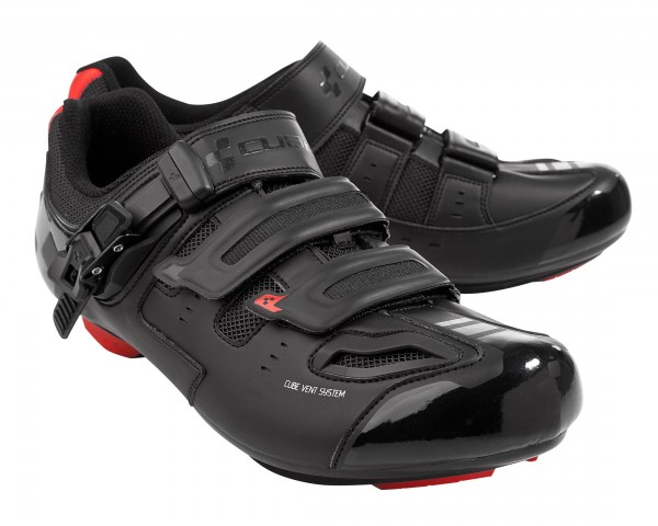 Cube Shoes ROAD PRO | Blackline