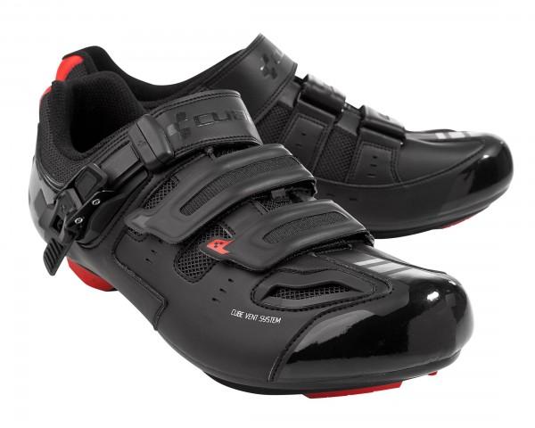 Cube Schuhe ROAD PRO | Blackline