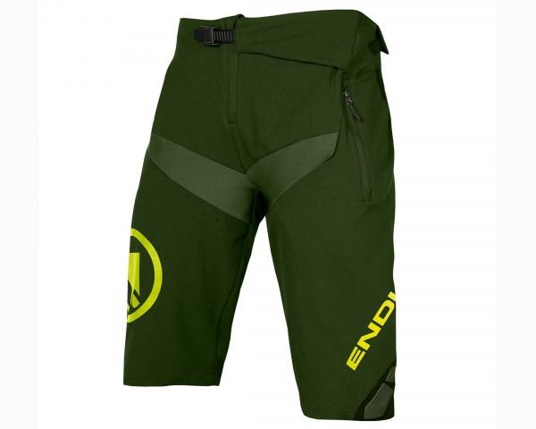 Endura MT500 Burner Downhill Shorts II | forest green