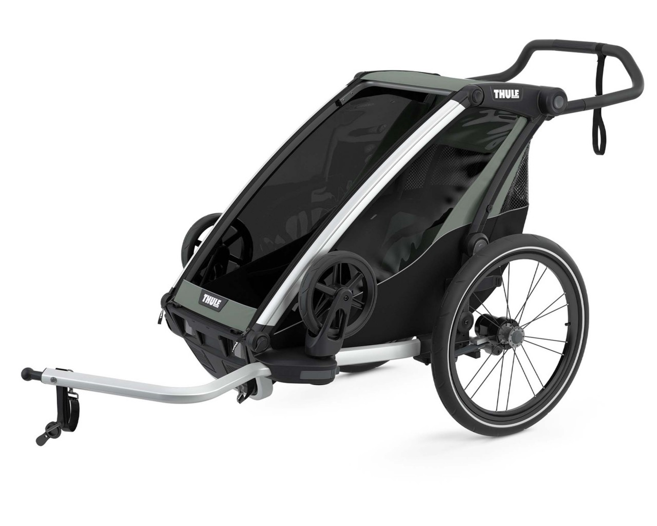Thule Chariot Lite child trailer | agave
