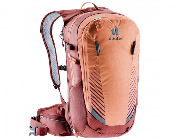 Deuter Compact EXP 12 SL - 12+5 litres Bike backpack | sienna-redwood