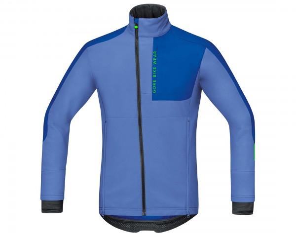 Gore Bike Wear POWER TRAIL WINDSTOPPER Soft Shell Jacke Off-Road Ambitious - Passform Comfort | bliz