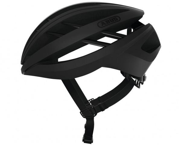 Abus Aventor Rennrad Fahrradhelm | velvet black
