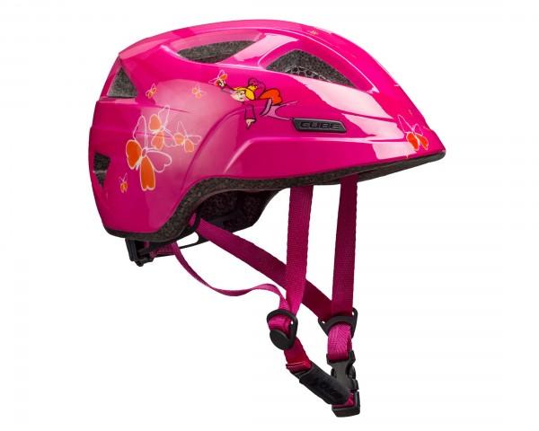 Cube Kinder Fahrradhelm Lume | pink princess