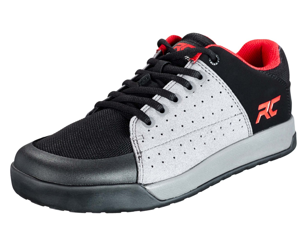 Ride Concepts Livewire MTB-Shoes | charcoal-red