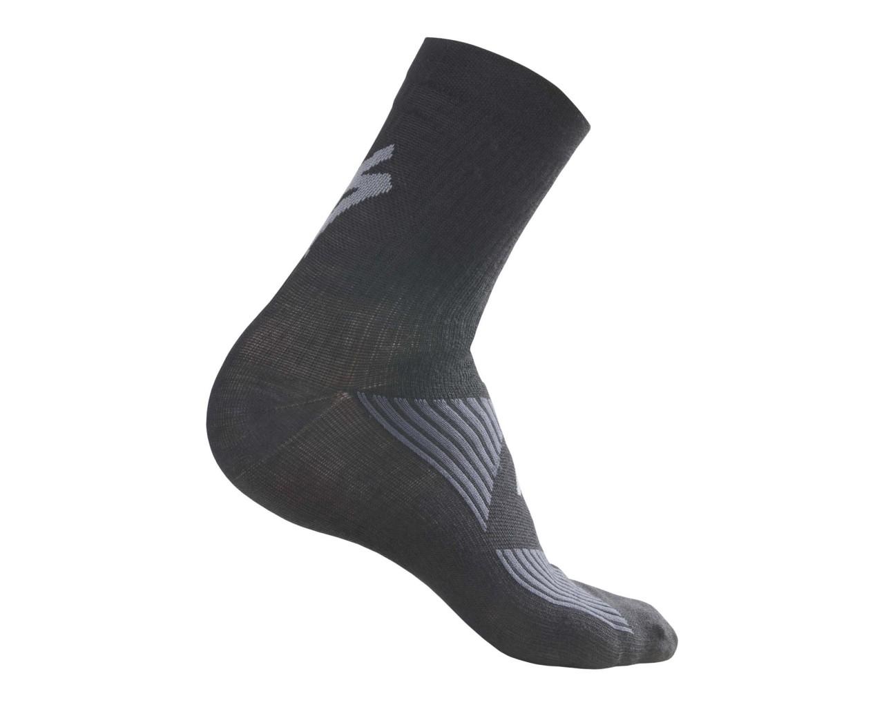 Specialized SL Elite Merino Womens Wool Socks   black