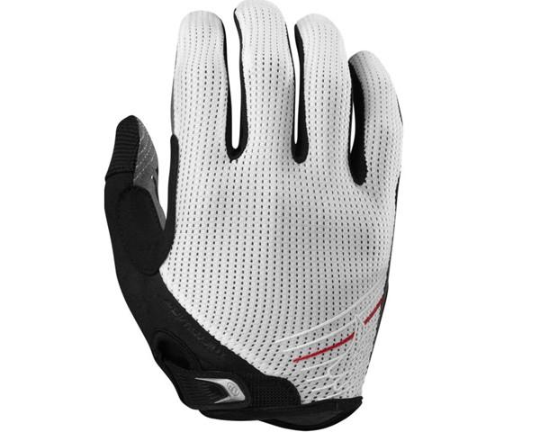 Specialized Bodygeometry Ridge Wiretap Gloves   White