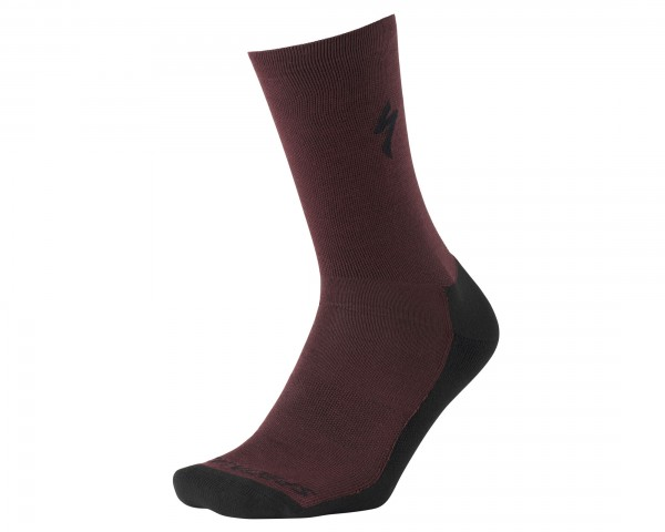 Specialized Primaloft Lightweight Socken lang   crimson