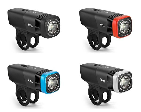 Knog Blinder Arc 5.5 Sicherheitsleuchte weiße LED   Front