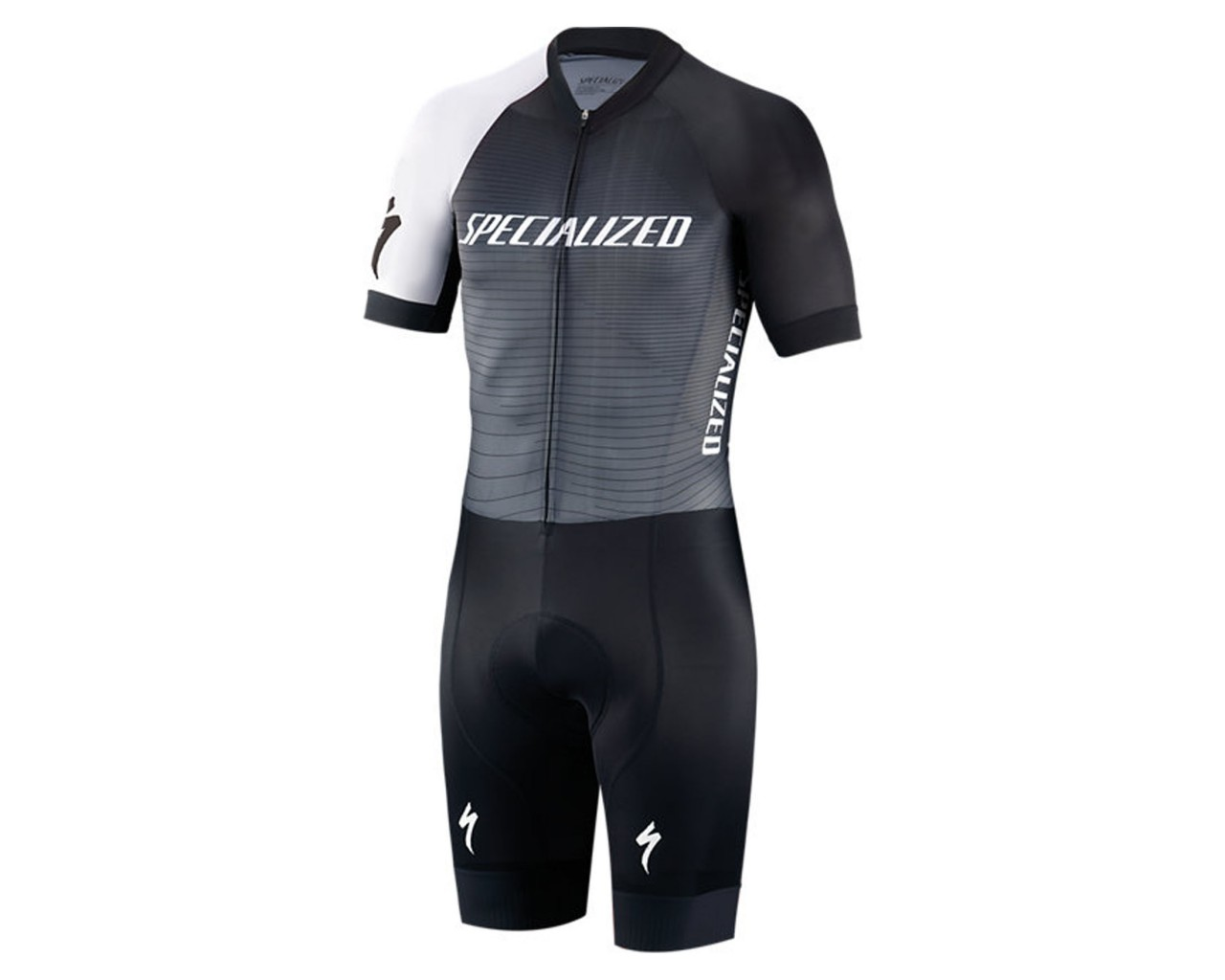 Specialized SL Air Skinsuit | black-charcoal