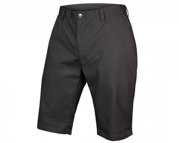Endura Hummvee Chino Shorts mit Liner Shorts   grau