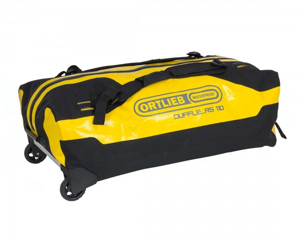 Ortlieb Duffle RS waterproof expedition bag with rolls 85 liter | sun yellow