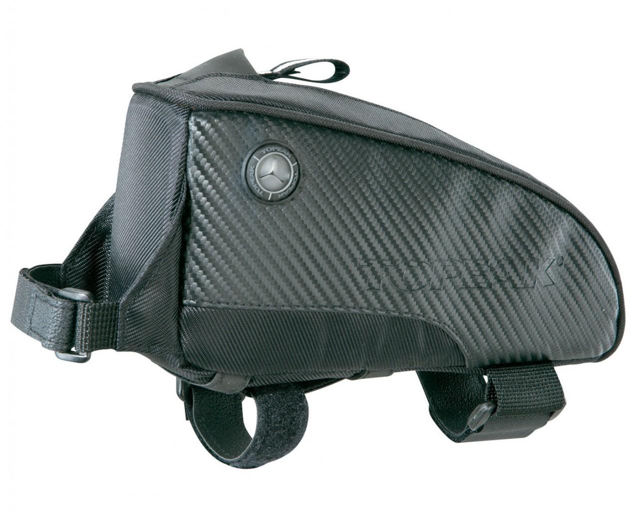 Topeak Fuel Tank Large 0.75 liter Oberrohrtasche | black