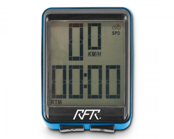 Cube RFR Cycling Computer wireless CMPT | blue
