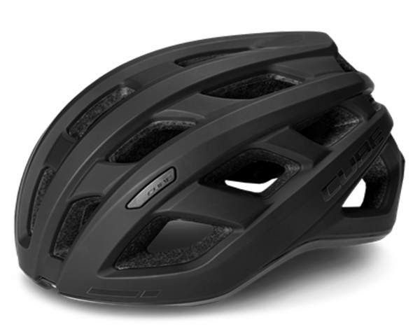 Cube Helmet Road Race   black