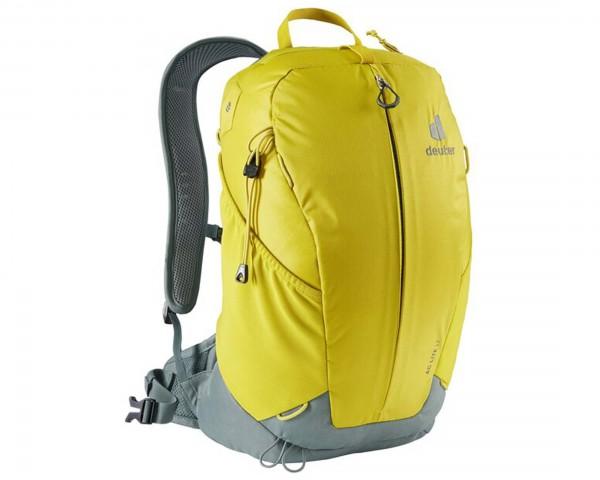 Deuter AC Lite 17 litres Trekking backpack | greencurry-teal