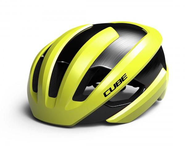 Cube Road Helm HERON | yellow