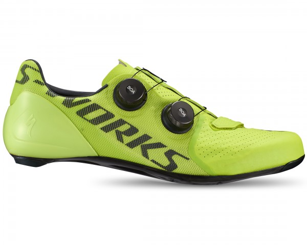 Specialized S-Works 7 Road Bike Shoes   hyper
