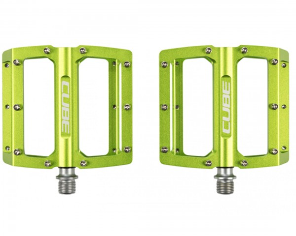 Cube Pedals ALL MOUNTAIN | green