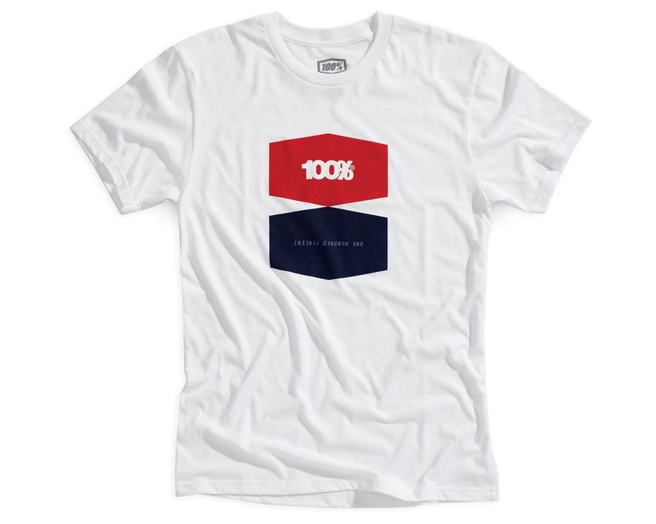 100% Balance T-Shirt | white