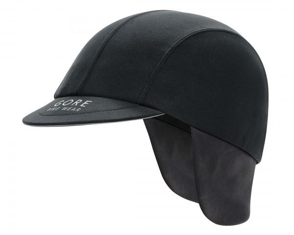 Gore Bike Wear EQUIPE GORE WINDSTOPPER Cap | black
