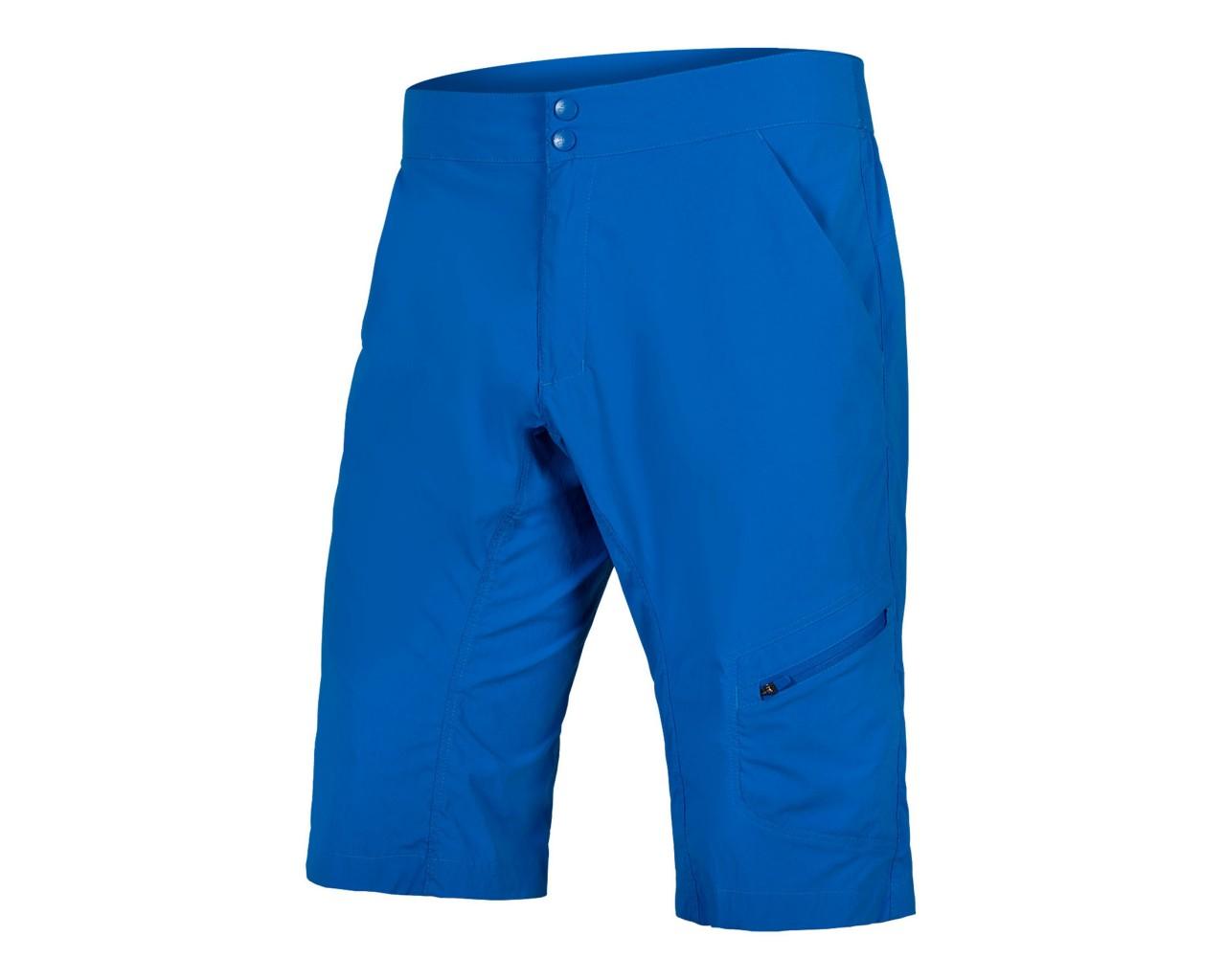 Endura Hummvee Lite Shorts mit Innenhose | azure blue