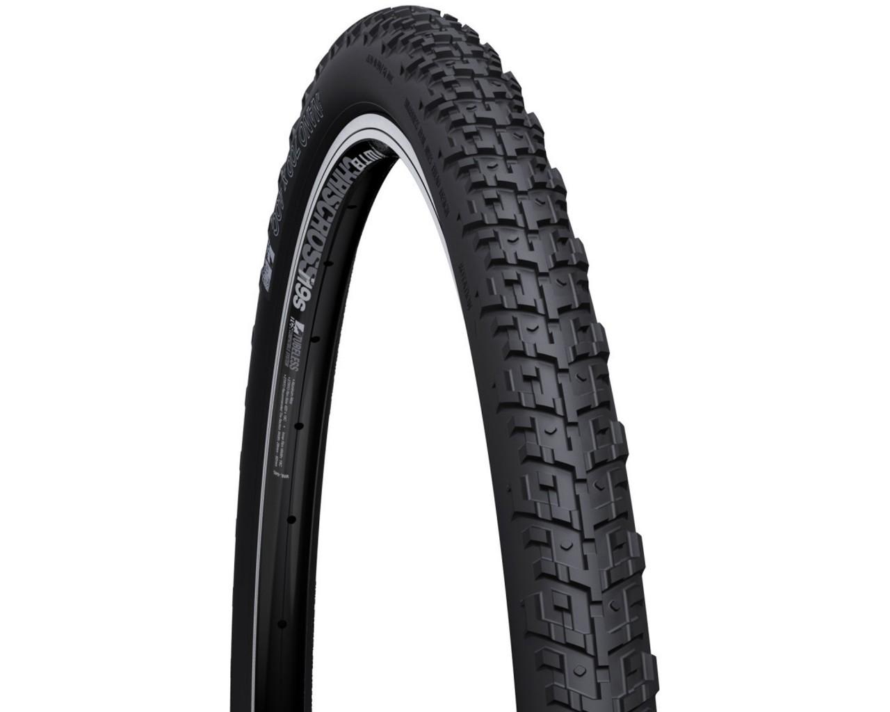 WTB Nano TCS 700c Gravel Reifen 28 Zoll 700x40c | black/Light