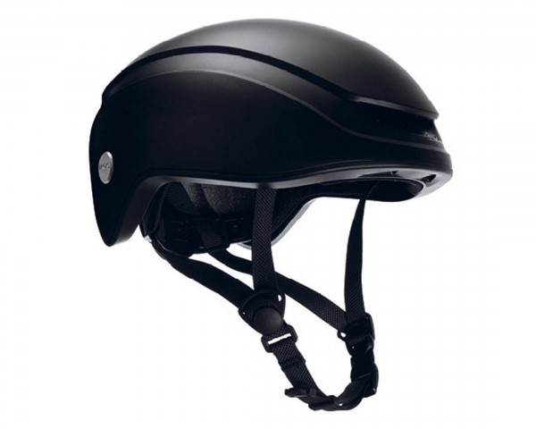 Brooks Island Cycle Helmet | total black