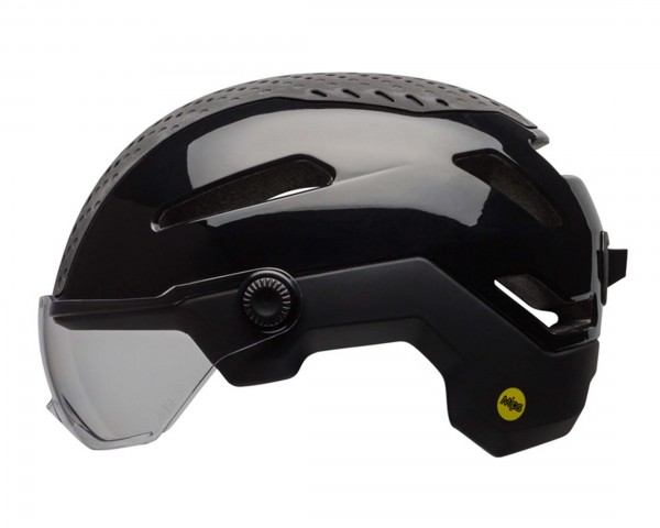 Bell Annex Shield Mips Urban Bike Helmet   matte-gloss black
