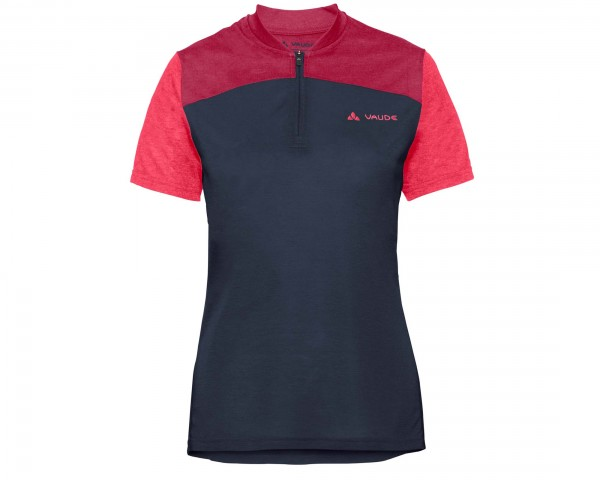 Vaude Damen Tremalzo Shirt IV   eclipse-pink