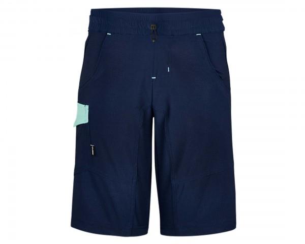 Cube Junior Baggy Shorts | blue n mint