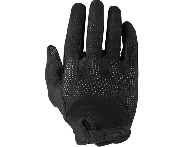 Specialized Womens Body Geometry Gel Long Finger Gloves | black