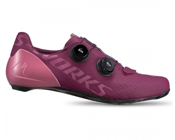 Specialized S-Works 7 Road Shoes | cast berry