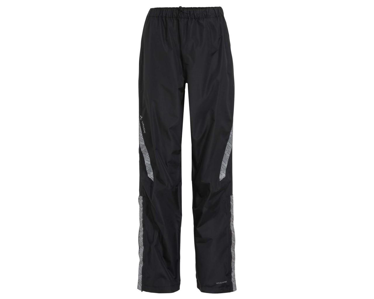 Vaude Womens Luminum Pants II PFC-freeb| black