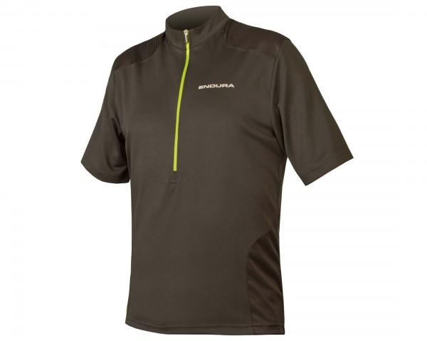 Endura Hummvee short sleeve jersey | khaki