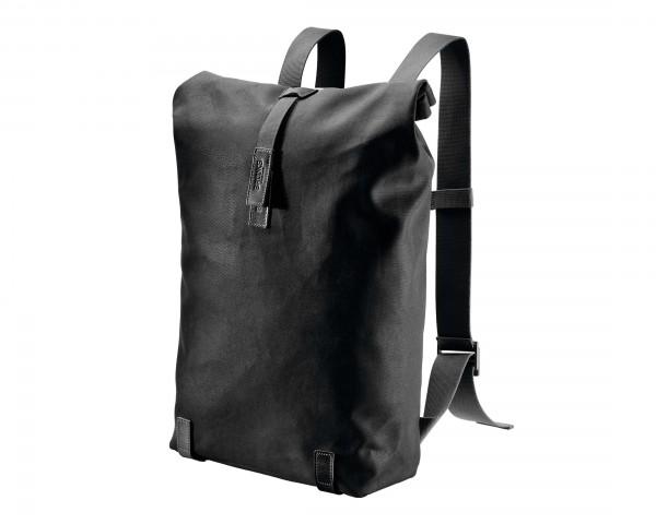 Brooks Pickwick Backpack 20-26 Litres | total black