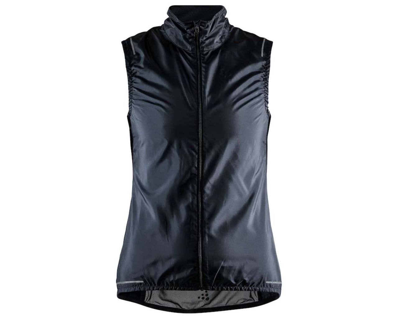 Craft Essence Light Damen Windweste   black