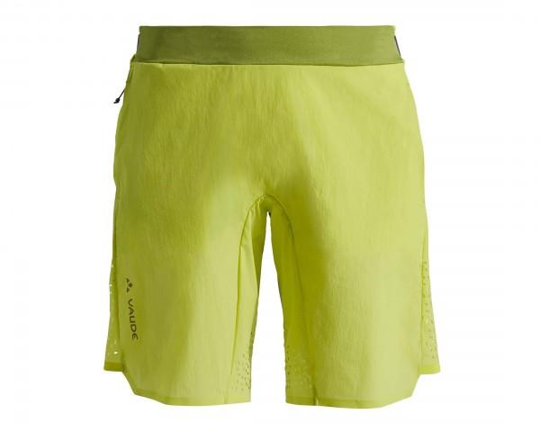 Vaude Damen Green Core Tech Fahrradshorts   duff yellow