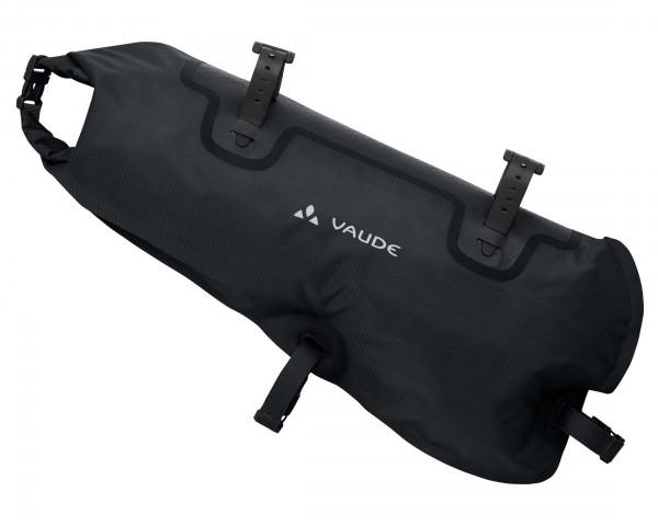 Vaude Trailframe 8 liter wasserdichte Rahmentasche füs Bikepacking | black uni