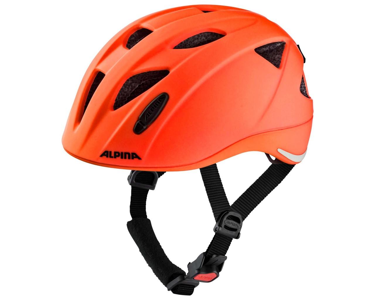 Alpina Ximo L.E. Kids Bike Helmet | red