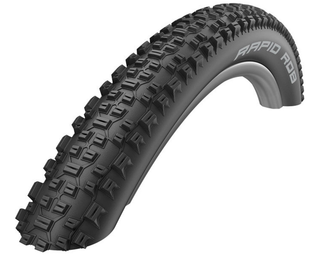 Schwalbe Rapid Rob MTB-tire 26 inch   black Active Line wired