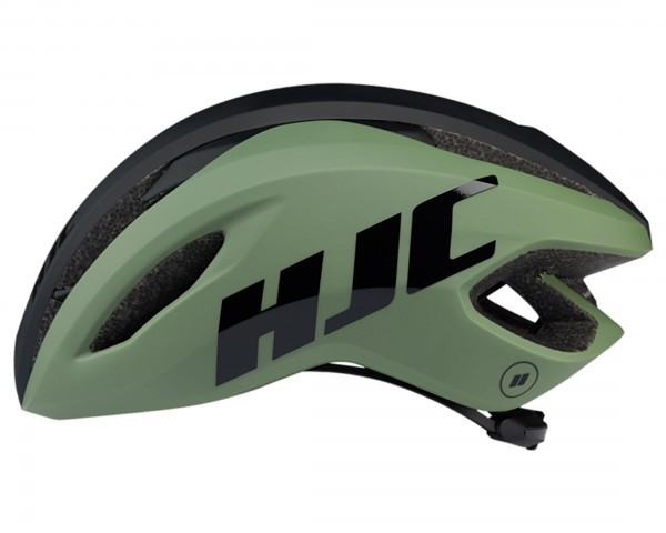 HJC Valeco Road Helmet | matt gloss olive black