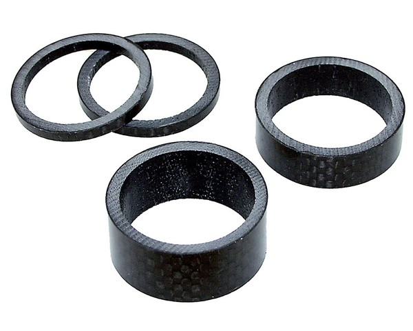 Cube Spacer - Set | Carbon