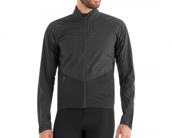 Specialized Deflect Reflect H2O Jacket | black reflective