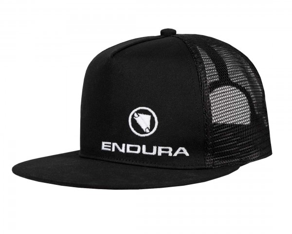 Endura One Clan Mesh Back Cap | schwarz